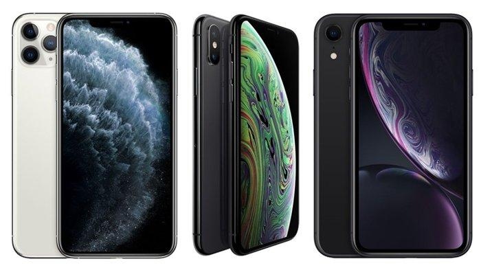TERBARU Harga HP iPhone Update 5 Maret 2020: iPhone 8, iPhone 7 Plus, iPhone Xr hingga iPhone 11