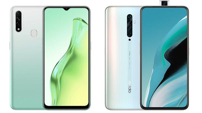 Info Deretan Terbaru Harga HP Oppo Akhir Juni 2020: Oppo A91 Rp 3,6 Jutaan & Cek Spesifikasi Oppo A5