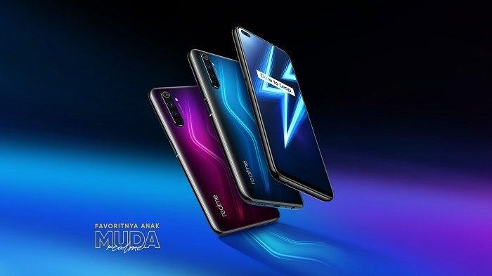 UPDATE Harga HP Realme TerbaruBulan Juli 2020, Cek Spesifikasi Realme Narzo dan Realme 5i