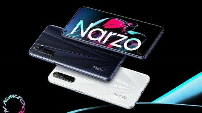 UPDATE Harga HP Realme Terbaru 12 Juni 2020, Cek Spesifikasi Realme Narzo & Realme X3 SuperZoom