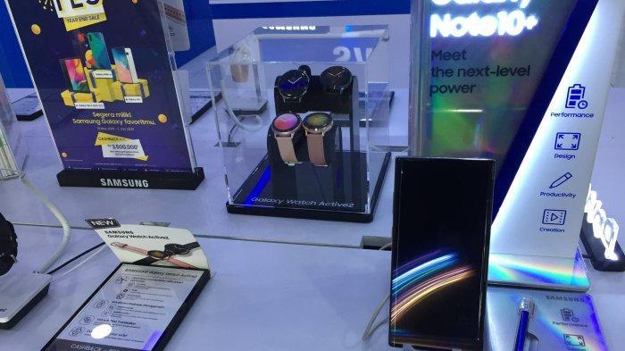 Daftar Harga HP Samsung Bulan Februari 2020, Galaxy A10S  Dibanderol Rp 1.749.000