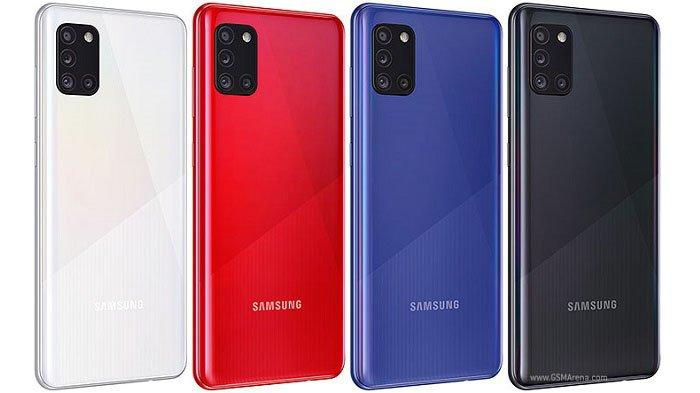 Daftar Harga HP Samsung Terbaru Awal Mei 2020, Samsung Galaxy A31, Galaxy S20, Galaxy A10s