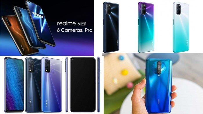 Daftar Harga HP Oppo, Realme, Samsung, Xiaomi, Vivo Akhir Mei 2020, Mulai Harga Rp 1 Jutaan