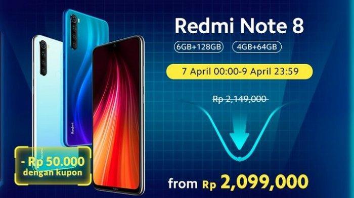 Update List Harga & Spesifikasi HP Xiaomi Akhir April 2020 Redmi Note 8, Mi 8 Lite, Mi A2