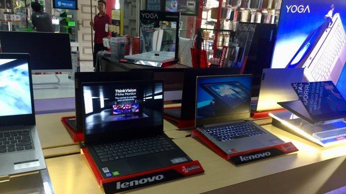 Harga Laptop Lenovo di Padang, Lenovo IP 130-14AST Kisaran Harga Rp 3,6 Jutaan