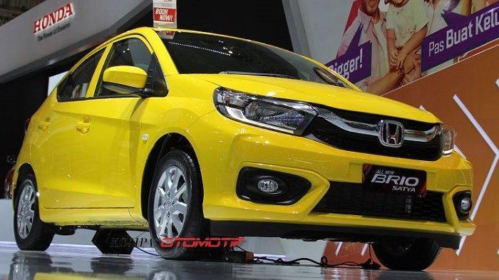 Daftar Harga Mobil Baru Honda Akhir Februari 2020: Jazz, Mobilio, Brio, Civic, CR-V hingga Odyssey