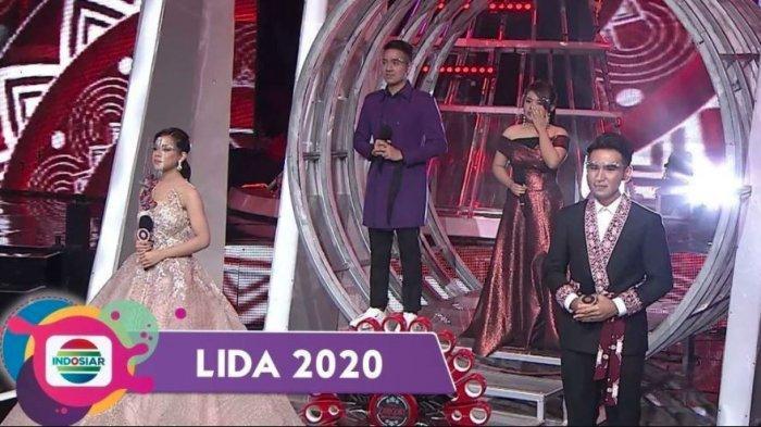 Daftar Peserta yang Lolos ke Top 4 LIDA 2020 di Indosiar, Inilah Teman Duet Mereka
