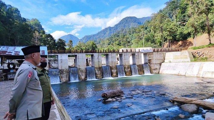 Kembangkan Objek Wisata dan Budidaya Ikan, Wali Kota Mahyeldi: Bangun Wisata Alam di Padang