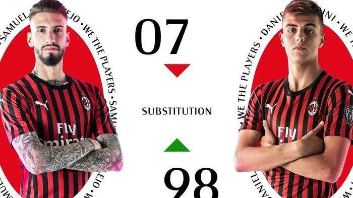 AC Milan Menggeliat Lahirkan Si Anak Ajaib, Daniel Maldini Lanjutkan Trah Keluarga Bersama Rossoneri