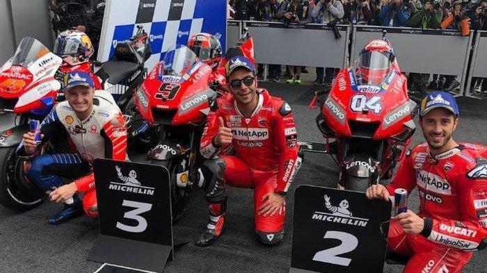 Marc Marquez dan Jack Miller Kembali Tampil, Kualifikasi Balap MotoGP di Sirkuit Algarve Portimao