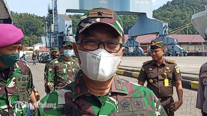 Vaksinasi di KRI Bontang 907 di Teluk Bayur Padang, Danlantamal II Padang: Ada 3 Jenis Vaksin