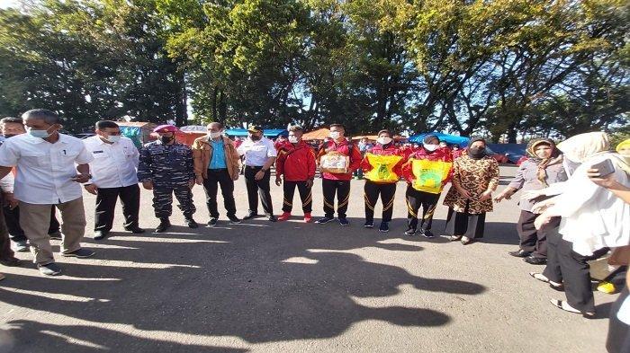 Cabor Dayung Sumbar Berangkatkan 36 Orang, Bidik16 Medali Emas di PON XX Papua 2021