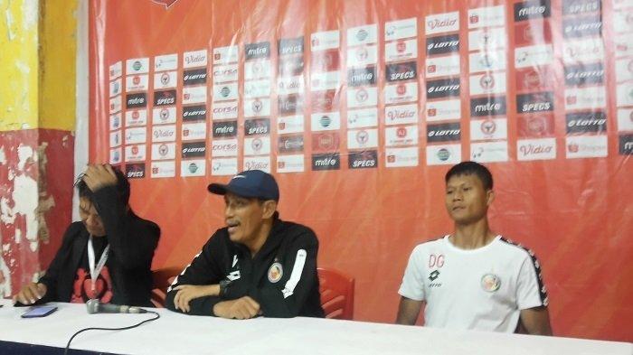 Weliansyah dan Dedi Gusmawan Berharap Tren Kemenangan Semen Padang FC Berlanjut