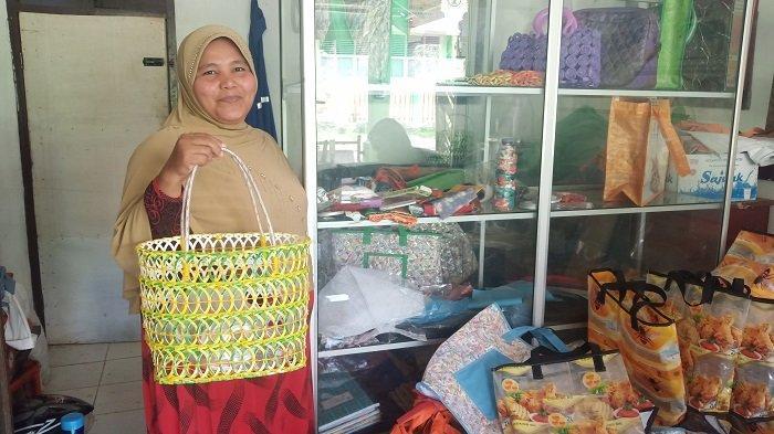 KISAH Pendiri Bank Sampah Hidayah Ungkapkan Modal Awal Sejuta Rupiah