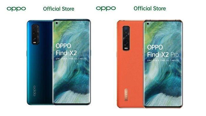 DERETAN Harga HP Oppo Terbaru 16 Maret 2020, Oppo Find X2, Oppo A5s, Oppo F11 Pro, Oppo Reno2
