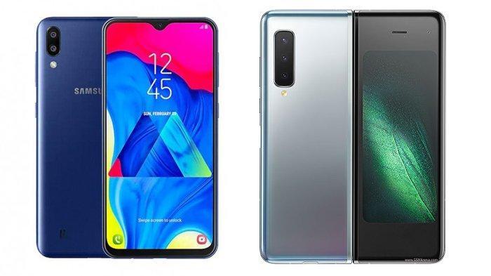 Daftar Harga HP Samsung Terbaru Awal Maret 2020: Galaxy M10, Galaxy A51, Galaxy Note & Galaxy Fold