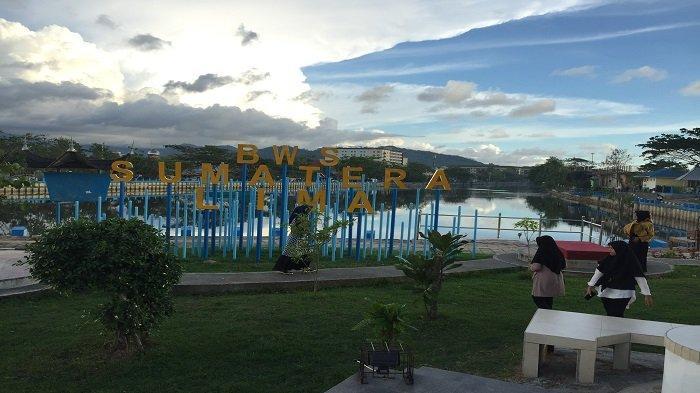 Kunjungi Destinasi Wisata Pasar Seni Danau Cimpago, Tersedia Spot Foto Instagramable
