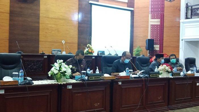 Gelar Rapat Finalisasi RPJPD, Ketua DPRD Sumbar Supardi Ungkap Alasan Lakukan Perubahan RPJPD