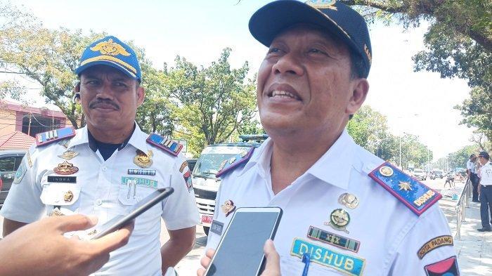 Lokasi Check Point di Pusat Kota Padang Dimulai Pukul 07.00-23.00, Setiap Posko 15 Petugas