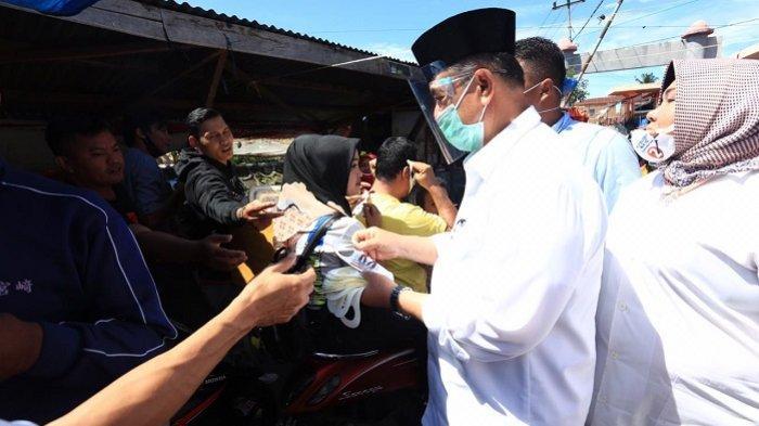 Diarak ke Pasar, Nasrul Abit Terima Kasih Diingatkan Bawaslu