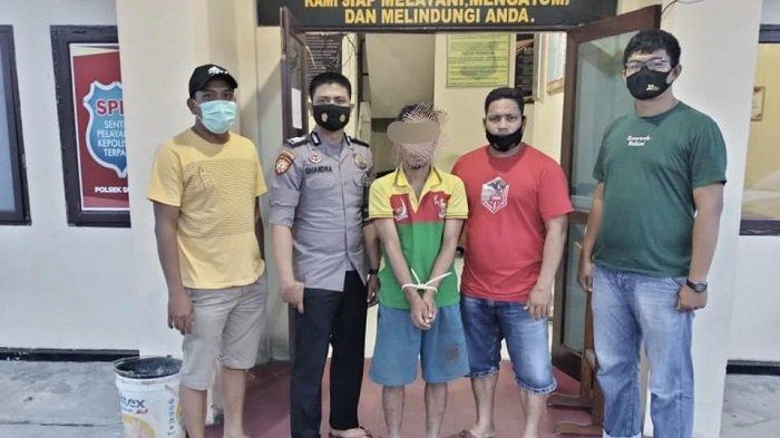 Seorang Lelaki di Padang Pariaman Tega Habisi Rekan Kerja, Polisi: Korban Sedang Tertidur