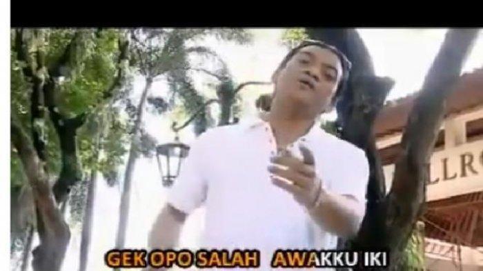 Penyanyi Didi Kempot Mendapat Julukan God Father of Broken Heart dan Trending Topic di Twitter