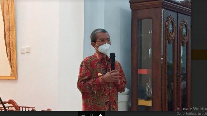 Dilantik Mendagri Jadi Pj Gubernur Sumbar, Inilah Deretan Prioritas Hamdani Memimpin Sumatera Barat