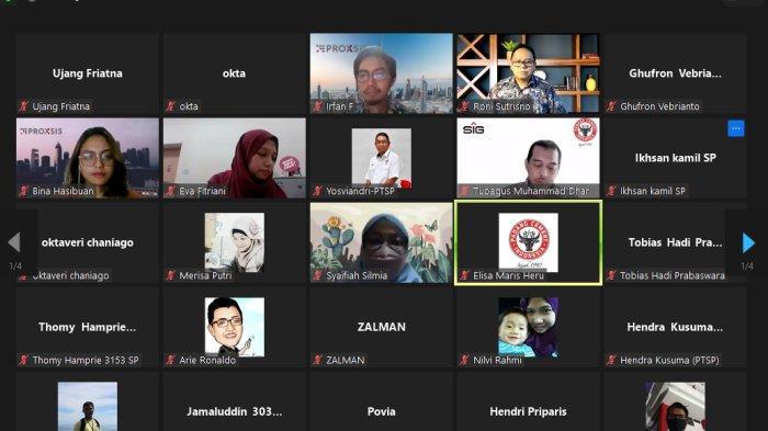 Dirut Semen Padang: Sistem Manajemen Anti Penyuapan Harus Jadi Budaya