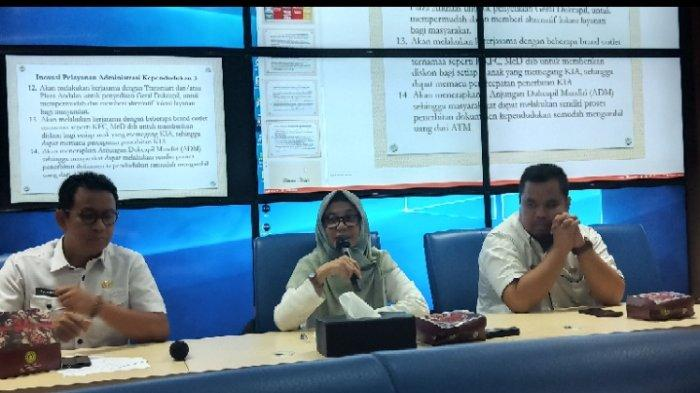 TRIBUNWIKI: Berikut Pelayanan yang Ada di Disdukcapil Kota Padang