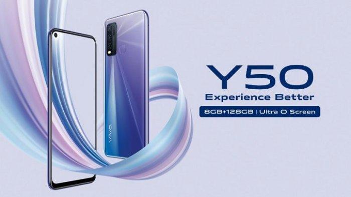 Info Terupdate Daftar Harga dan Spesifikasi HP Vivo Hari Ini, Ada V17, Y50, Y30, Y12, Z1 Pro