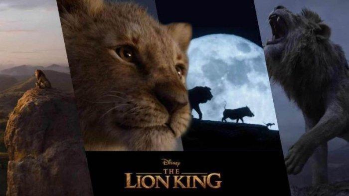 Film Live Action Disney's The Lion King, Mulai Tayang 17 Juli 2019 di Bioskop, Lihat Jadwalnya !