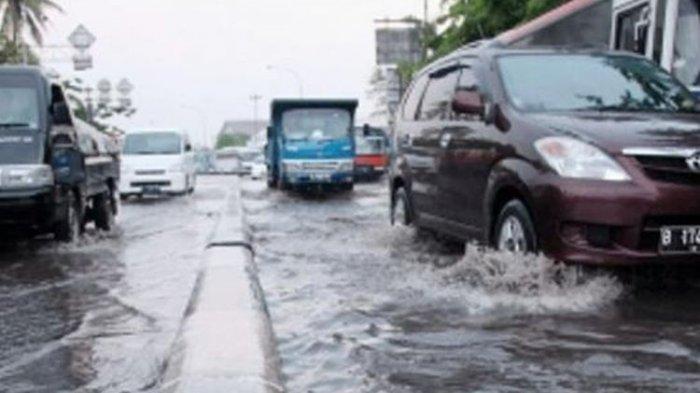 Ayo! Catat Update Titik Banjir di Jakarta, Jabar, dan Banten
