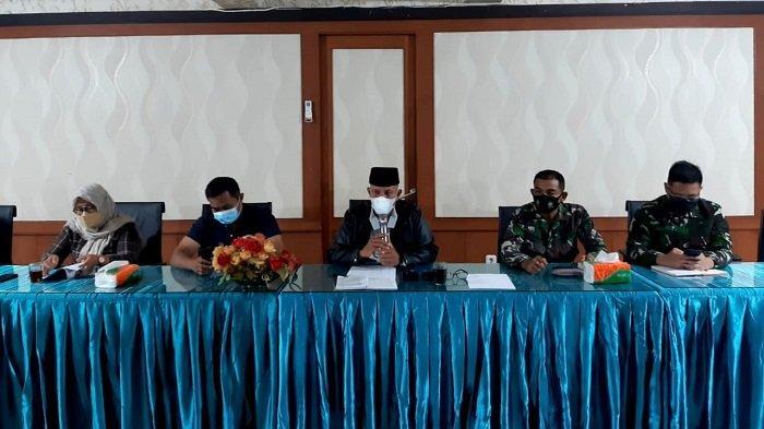 Bhabinkamtibmas Diminta Berperan Aktif saat Vaksinasi, Cek Lokasi Gerai di Koto Tangah Kota Padang