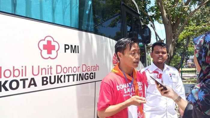 KSR PMI UNP dan Alumni Don Bosco Giatkan Gerakan 1500 Kantong Darah