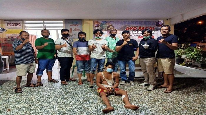Pencuri HP Tak Berkutik Ditembak Polisi, Sasar Korban di Dekat Bundaran Air Mancur Kota Padang