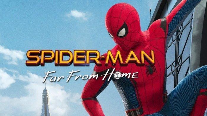 Sinopsis Spider-man: Far From Home, Film Bioskop Trans TV Malam Ini, Tayang Perdana di Layar Kaca