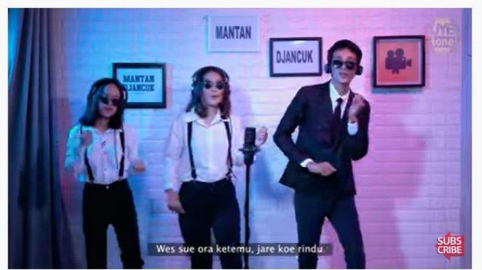 DOWNLOAD MP3 Lagu Mantan Djancuk DJ Kentrung Kalia Siska feat SKA 86, Bisa Joox dan Spotify