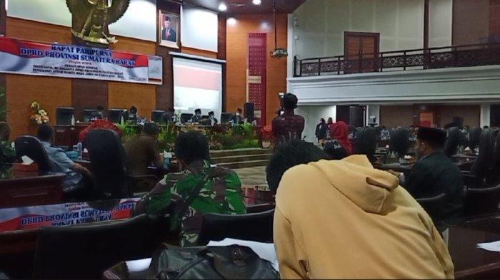 Masa Jabatan Gubernur Sumbar Irwan Prayitno dan Wagub Nasrul Abit Berakhir 12 Februari 2021
