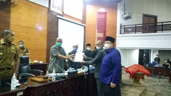 Fraksi PAN DPRD Sumbar Masih Pelajari Usulan Hak Angket Surat Sumbangan Bertanda Tangan Gubernur