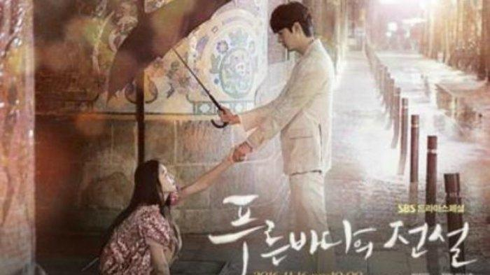 Drama Korea Legend of The Blue Sea Episode 12, Dam Ryeong Layangkan Pedang ke Arah Tuan Yang