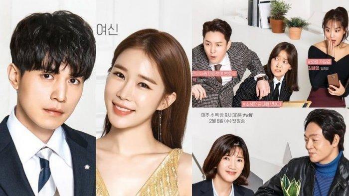 Episode 2: Drama KoreaTouch Your Heart di Trans TV, Jung Rok Katakan Sesuatu pada Yeon Seo