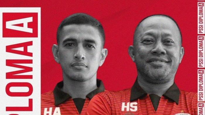 Dua Asisten Pelatih Semen Padang FC Ikut Kursus Pelatih Lisensi A Diploma