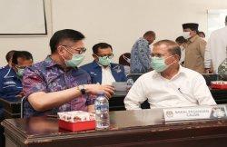 Bakal calon pasangan Gubernur dan Wakil gubernur, Mulyadi dan Ali Mukhni