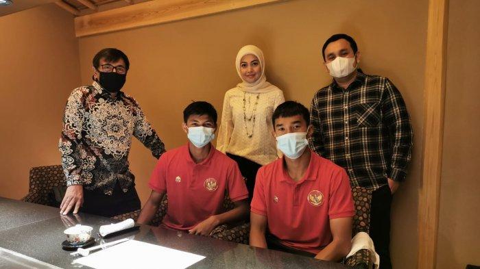 2 Pemain Semen Padang FC Fadhil dan Genta Ikut Training Camp Timnas U-19 ke Spanyol, Ada 27 Orang