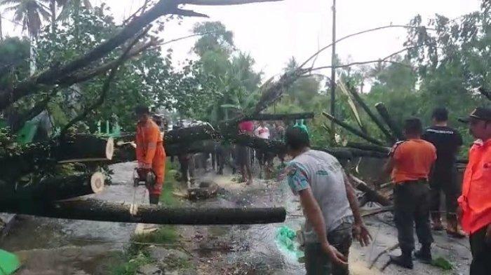 Cuaca di Padang Buruk, Wawako Padang Imbau Masyarakat untuk Berhati-hati