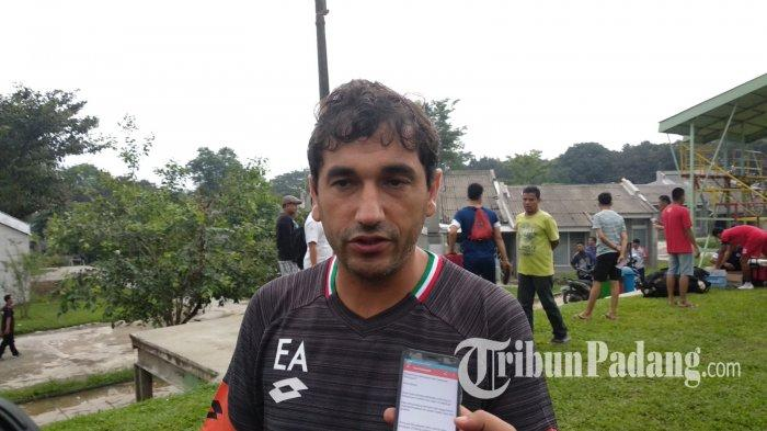 Eduardo Almeida Bakal Menyusul dari Singapura Menuju Kota Malang, Jawa Timur
