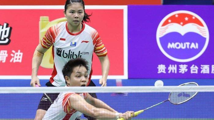 Ganda Putri Greysia/Apriyani Tunda Taiwan Lolos Ke Semifinal