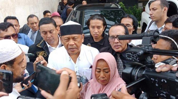 Eggi Sudjana Tersangka Kasus Dugaan Makar Atas Seruan People Power Melalui Pidatonya