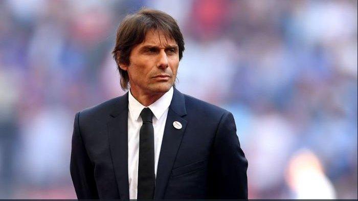 Terekam Insiden Antara Antonio Conte dan Presiden Juventus, Terjadi di Bench Inter Milan