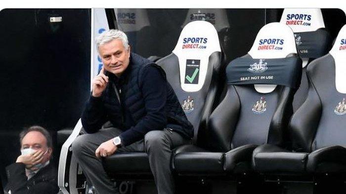 Alasan Jose Mourinho Mau Jadi Pelatih AS Roma Setelah Didepak Hotspur